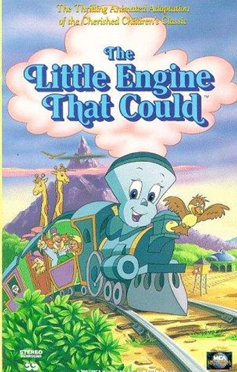 The Little Engine That Could Poster