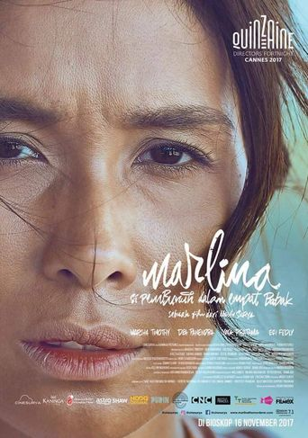 Marlina the Murderer in Four Acts Poster
