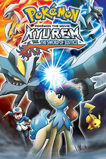 Watch Pokémon the Movie: Kyurem vs. the Sword of Justice