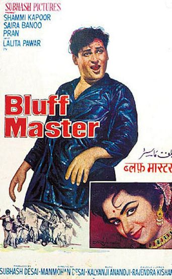 Bluff Master Poster