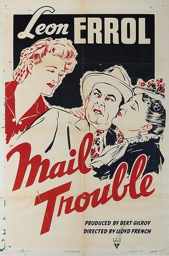 Mail Trouble Poster