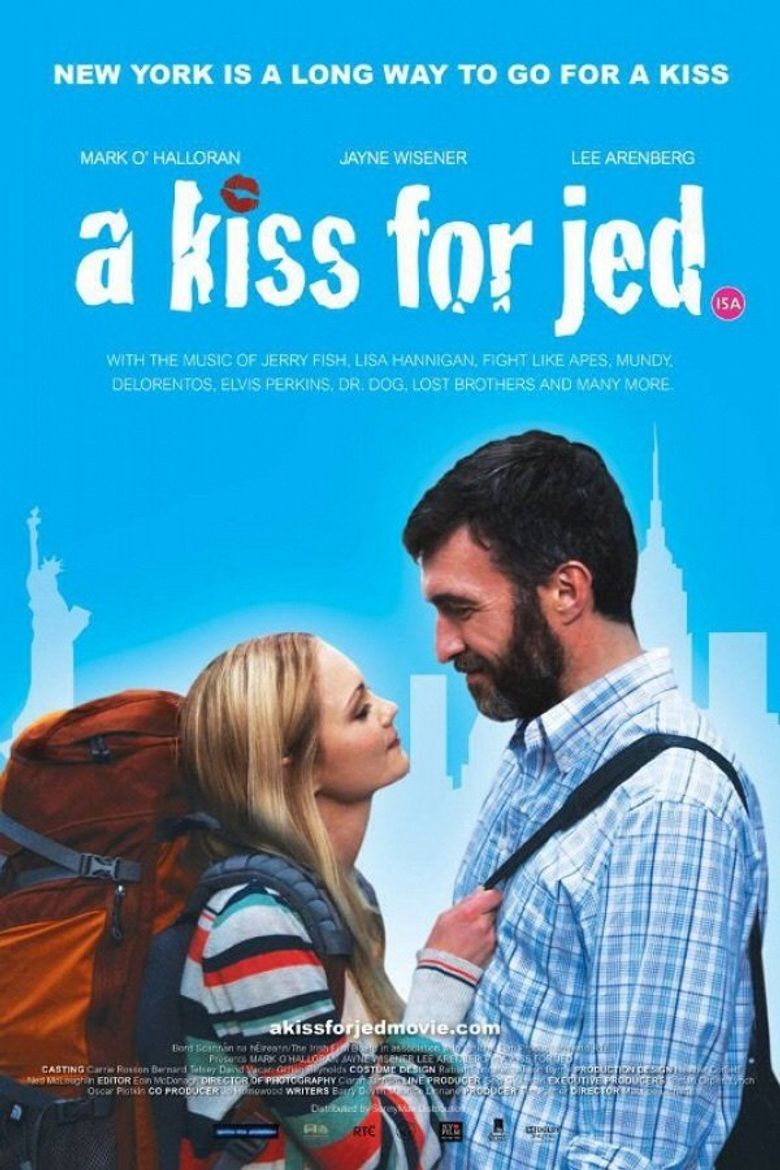 A Kiss for Jed Wood Poster