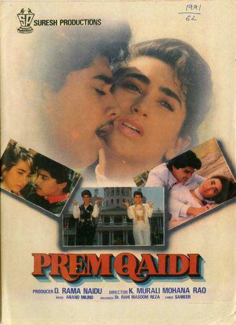 Prem Qaidi Poster