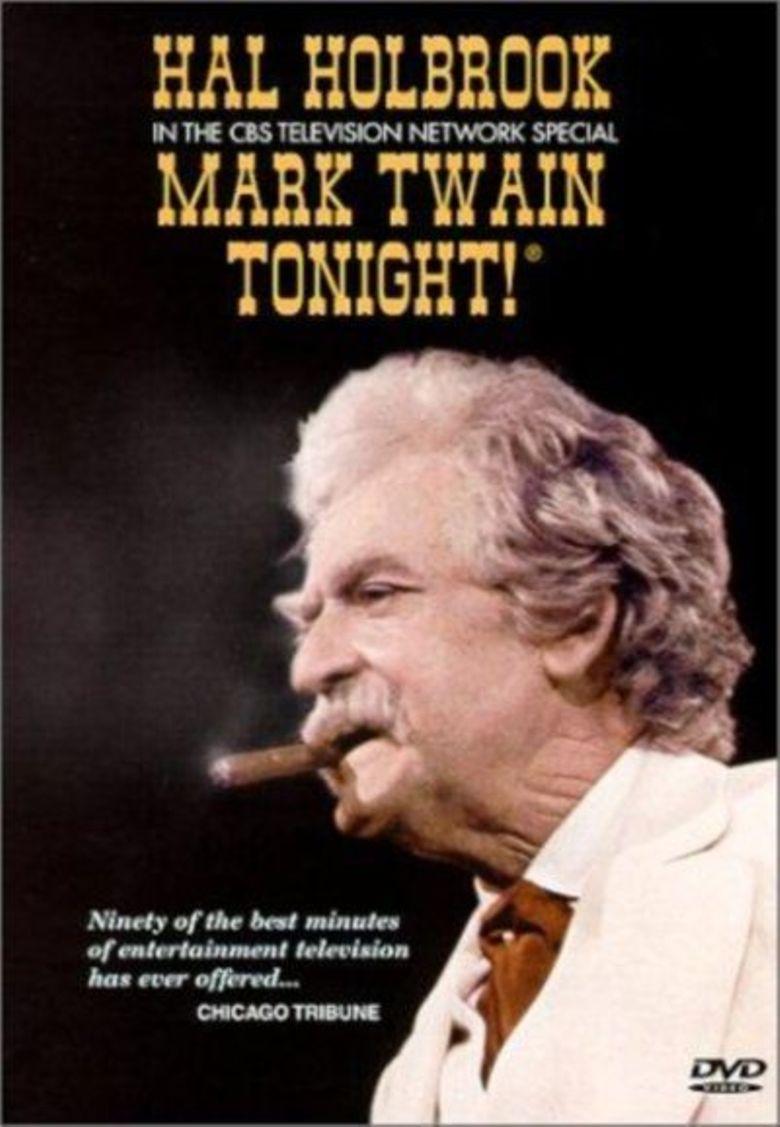 Mark Twain Tonight! Poster