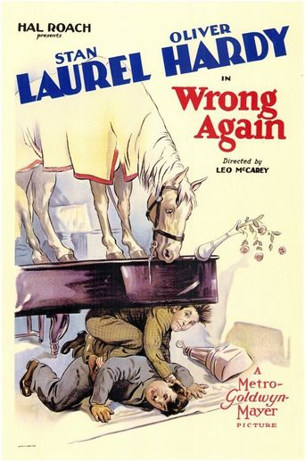Wrong Again Poster