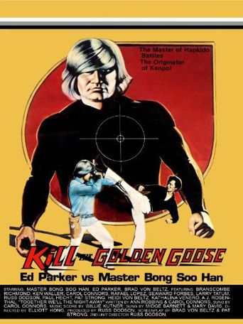 Kill the Golden Goose Poster