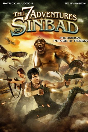 The 7 Adventures of Sinbad Poster