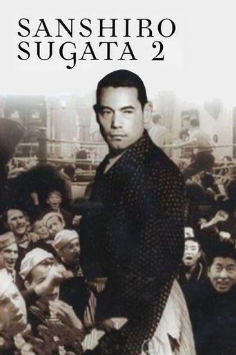 Sanshiro Sugata Part Two Poster