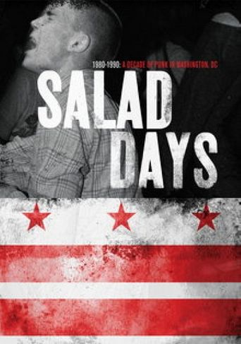 Salad Days Poster