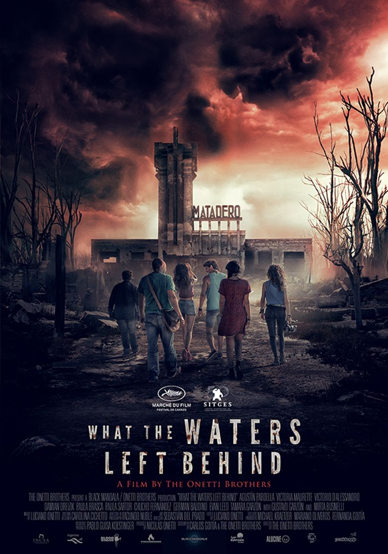 What the Waters Left Behind Poster