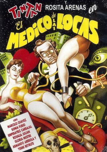 El Médico De Las Locas Poster