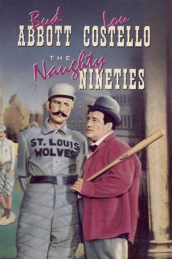 The Naughty Nineties Poster