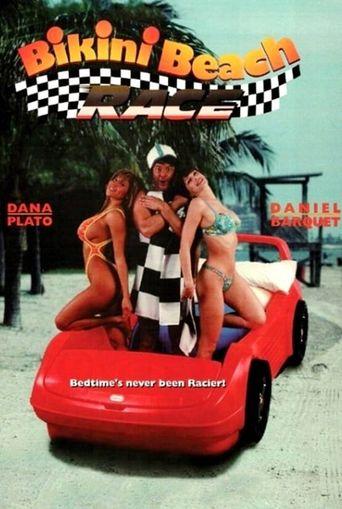 Bikini Beach Race Poster