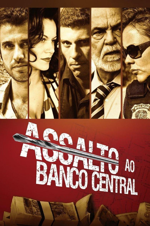 Federal Bank Heist Poster