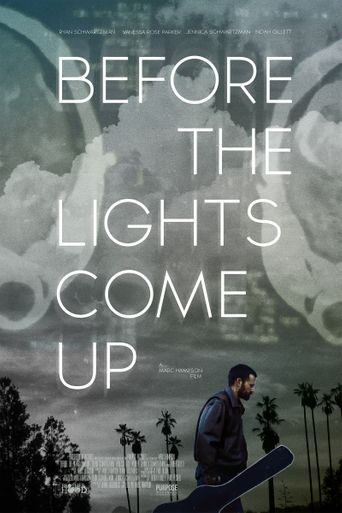 Before the Lights Come Up Poster