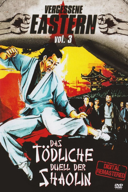 Shaolin Invincibles Poster