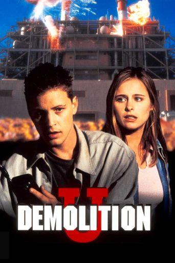 Demolition University Poster