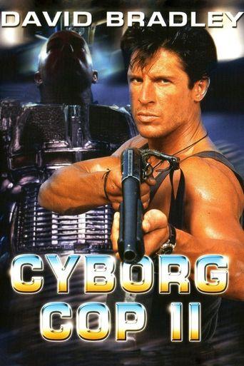 Cyborg Cop II Poster