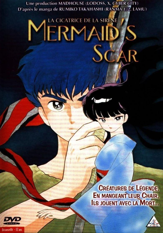 Mermaid's Scar Poster
