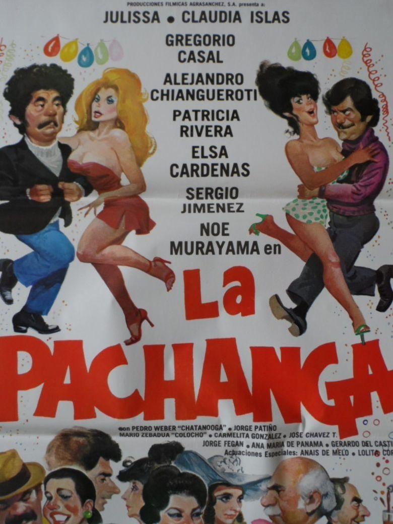 La pachanga Poster