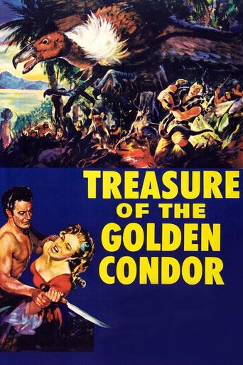 Treasure of the Golden Condor Poster