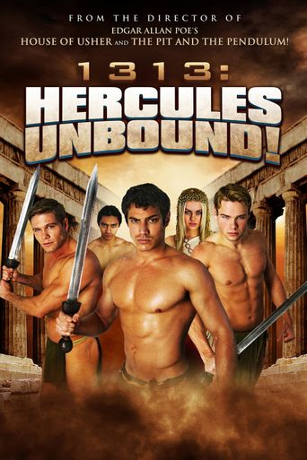 1313: Hercules Unbound! Poster
