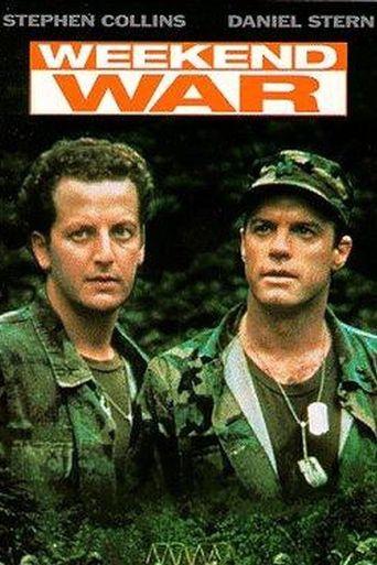 Weekend War Poster