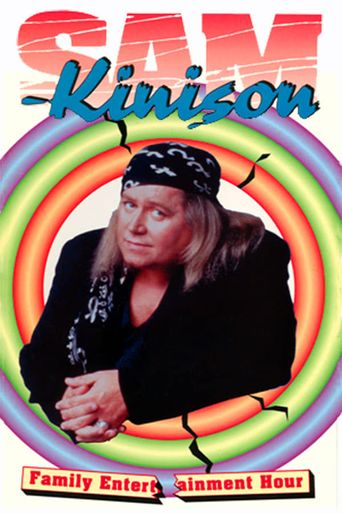 Sam Kinison: Family Entertainment Hour Poster