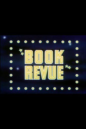 Book Revue Poster
