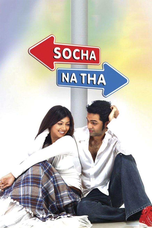 Socha Na Tha Poster