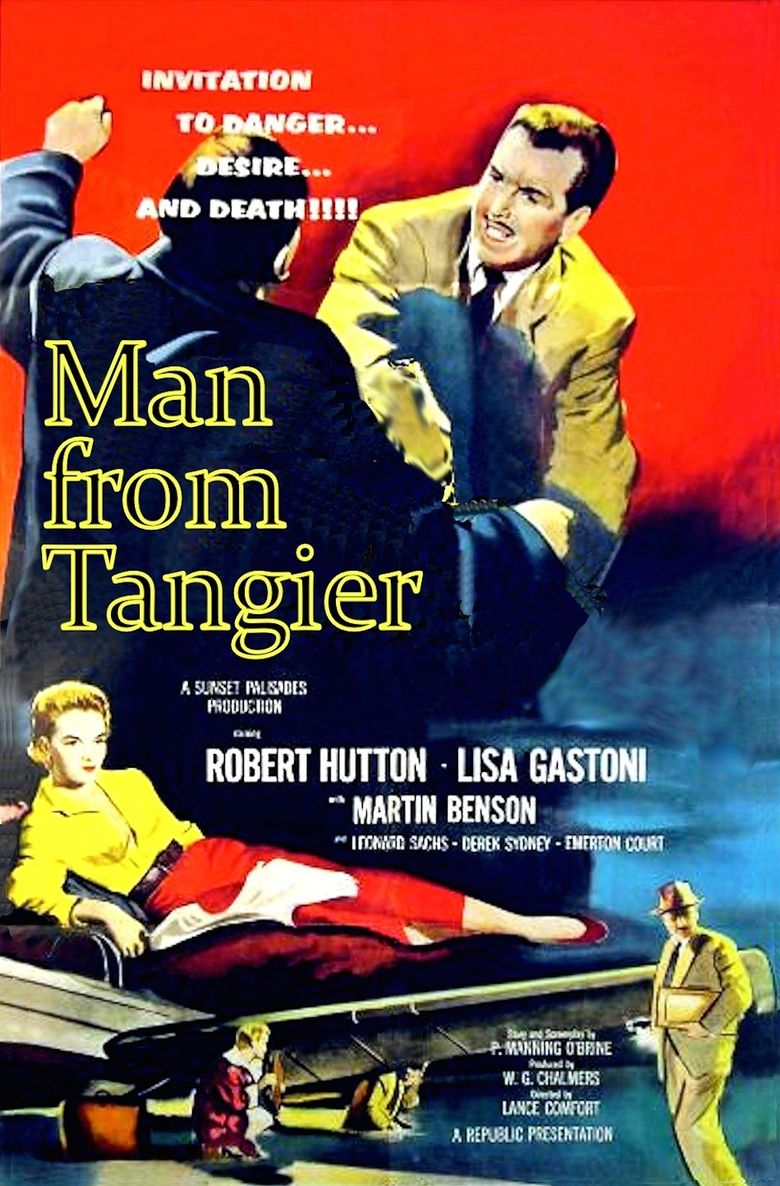 Man from Tangier Poster