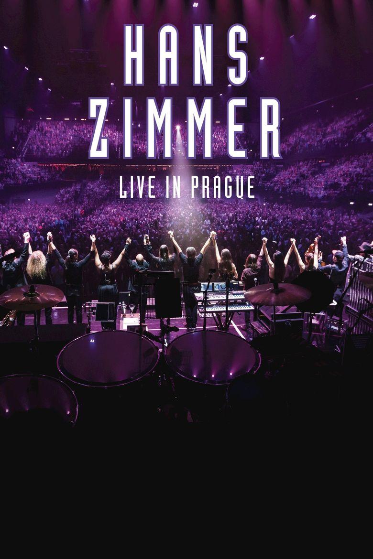 Hans Zimmer: Live in Prague Poster