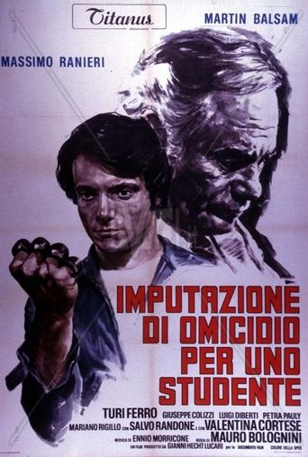 Chronicle of a Homicide Poster