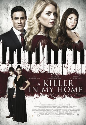 A Killer in My Home Poster