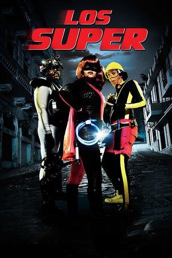 Los Super Poster