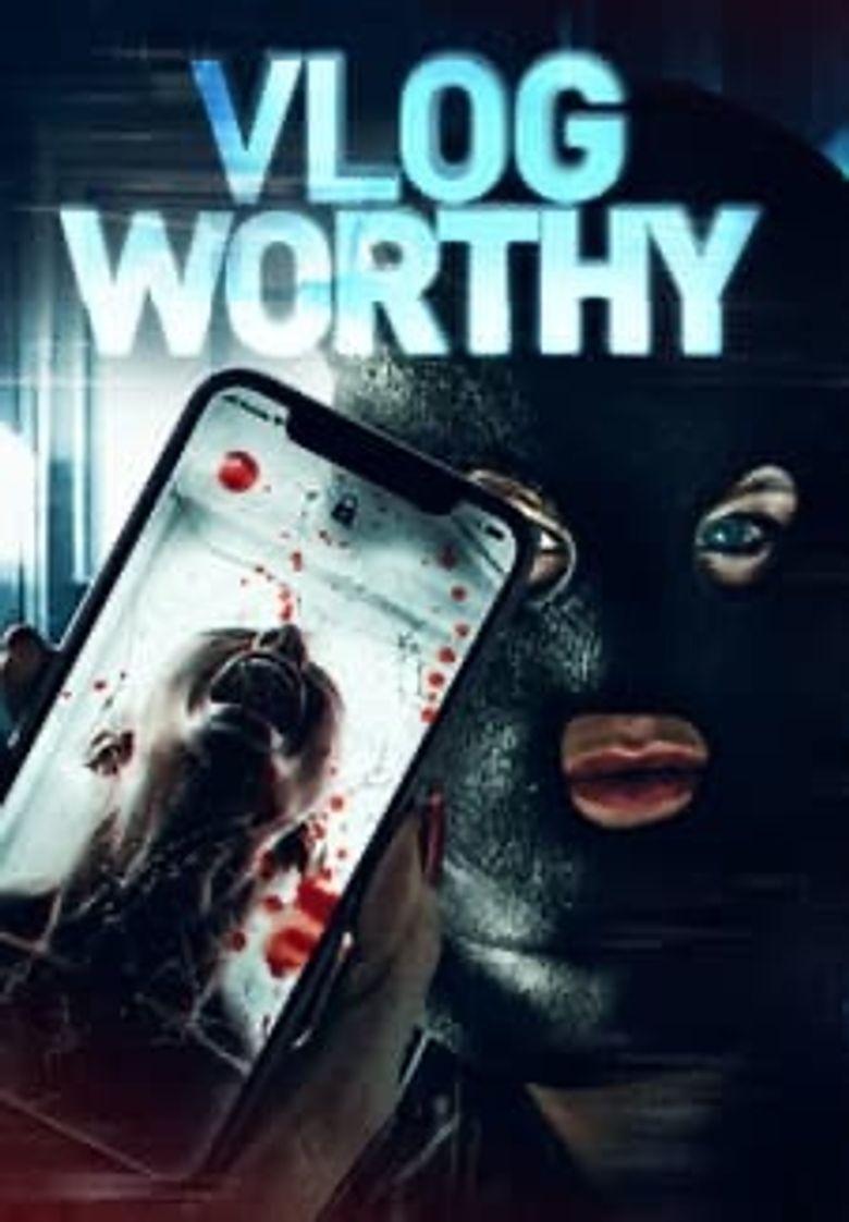 Vlog Worthy Poster