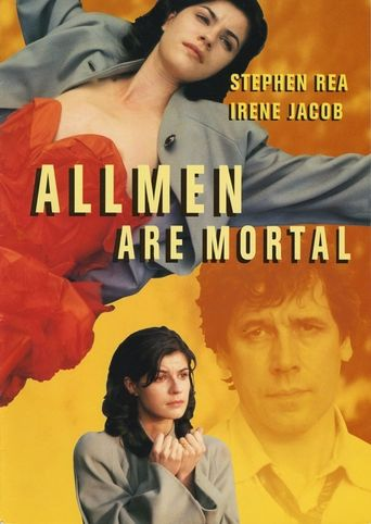 All Men Are Mortal Poster