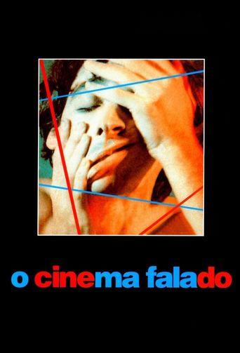 Talking Cinema Poster