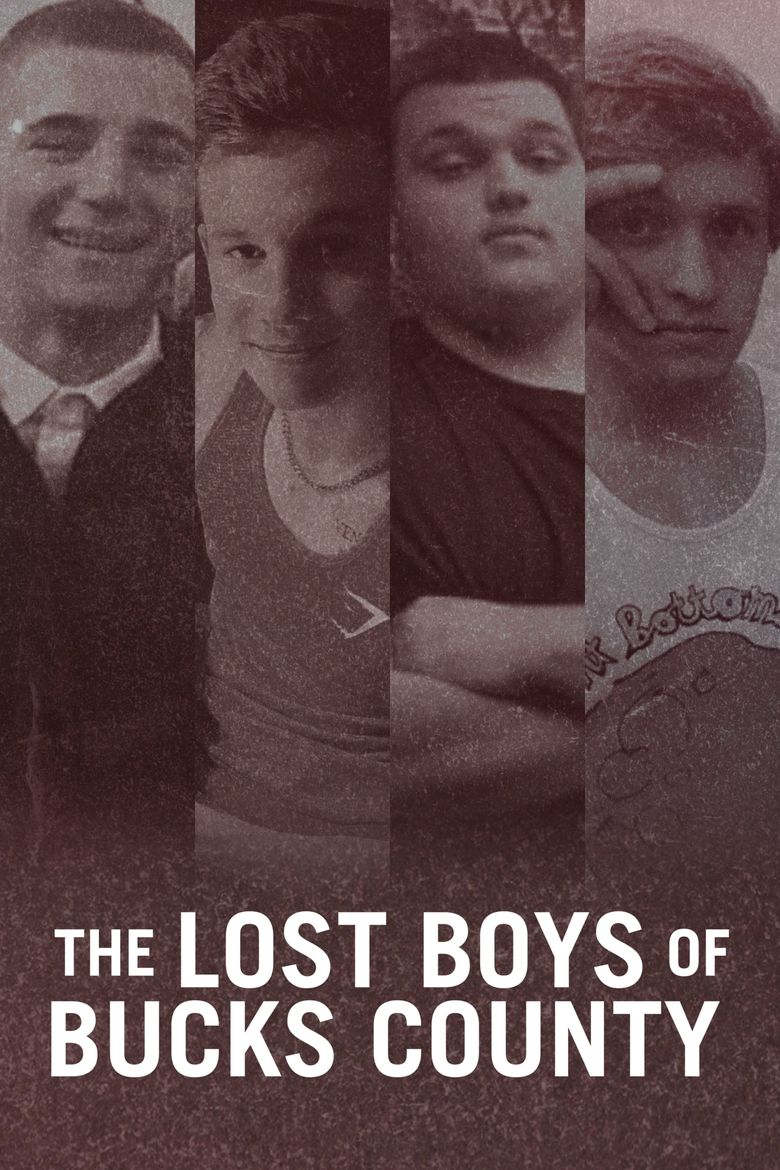 The Lost Boys of Bucks County Poster
