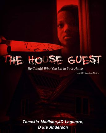 The House Guest Poster