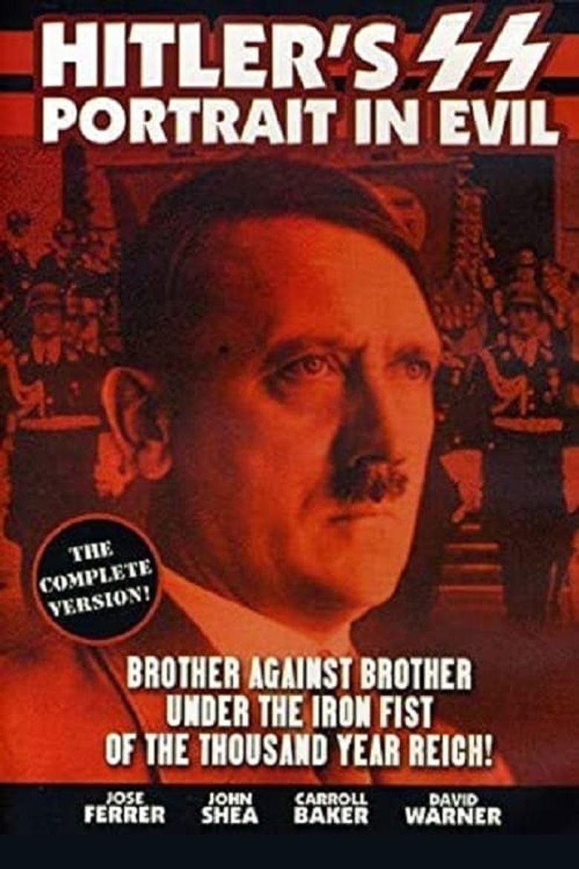 Hitler's SS: Portrait In Evil Poster