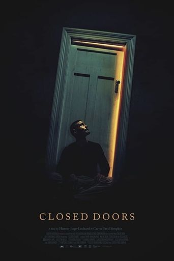 Closed Doors Poster