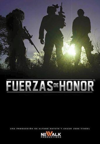 Fuerzas de Honor Poster