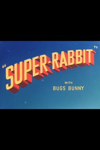 Super-Rabbit Poster