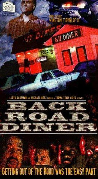Back Road Diner Poster
