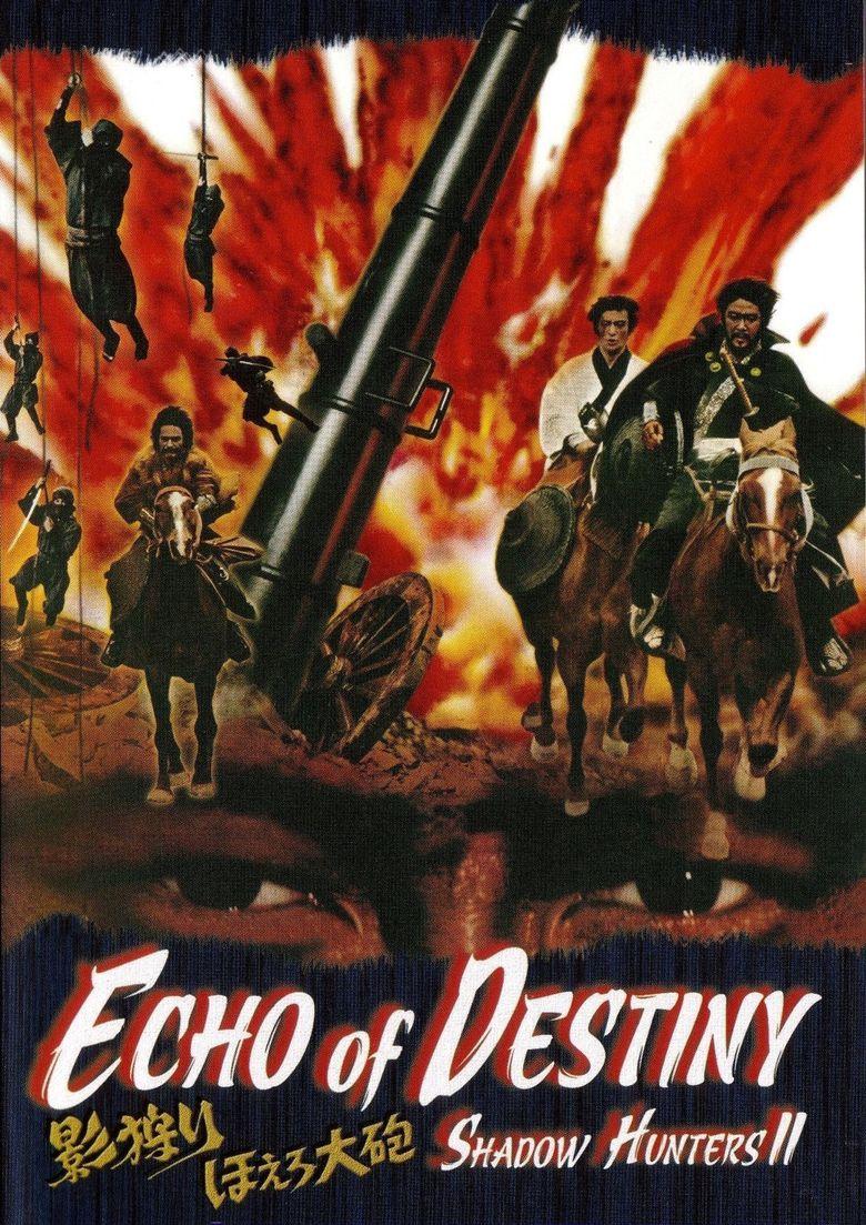 Shadow Hunters 2: Echo of Destiny Poster