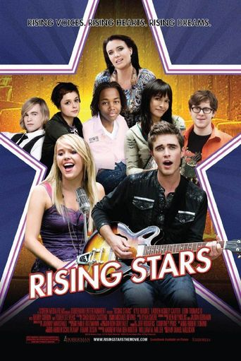 Rising Stars Poster