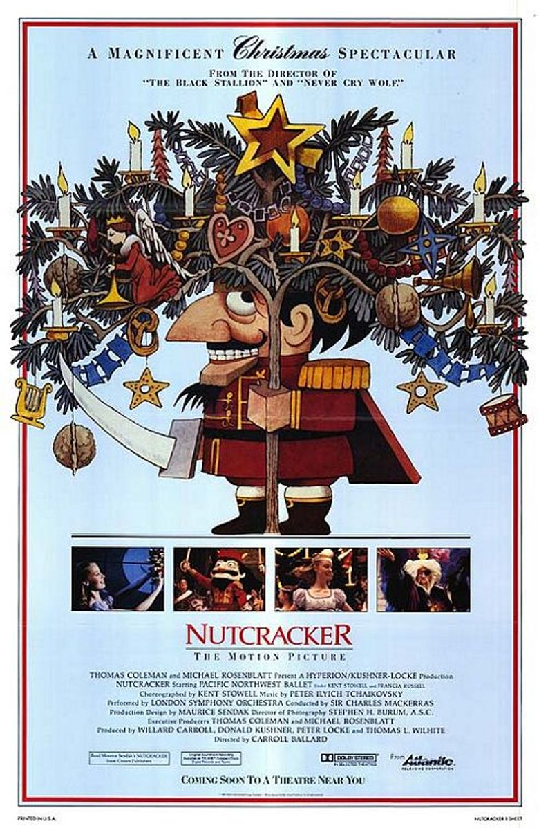 Nutcracker: The Motion Picture Poster