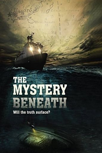 The Mystery Beneath Poster