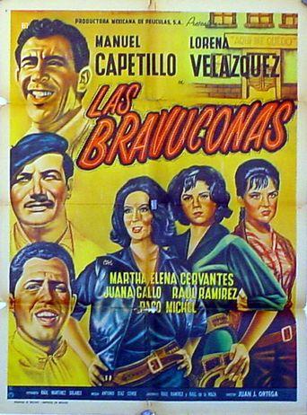 Las bravuconas Poster